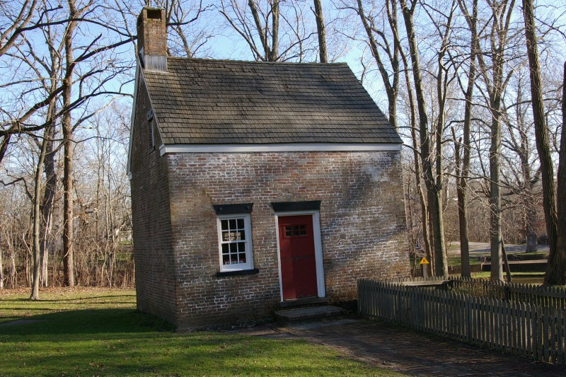 Foreman's Cottage, Allaire Village