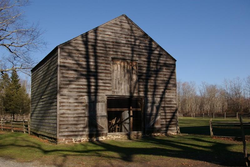 Mule Barn