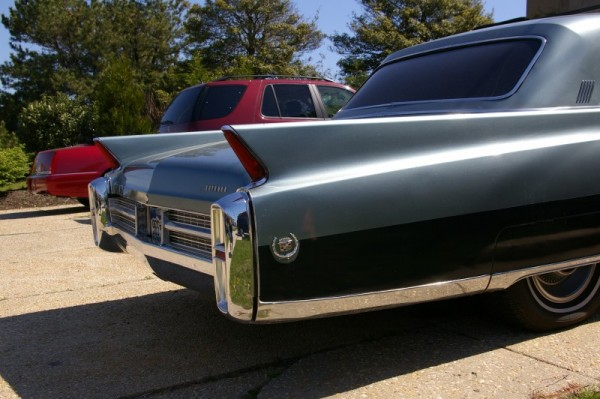 Tail Fins