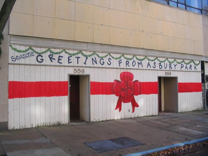 'Seasons Greetings'