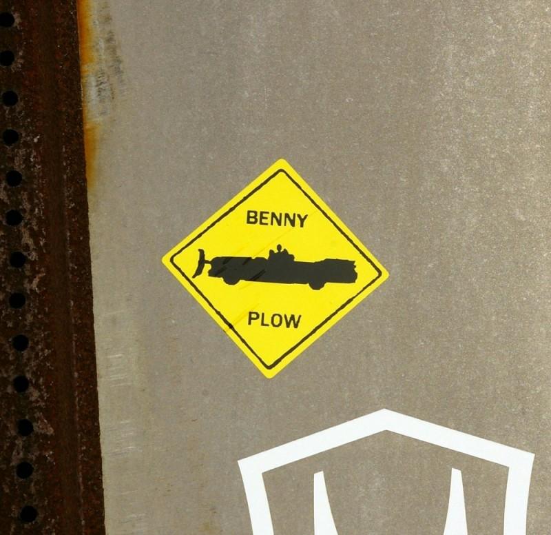 Benny Plow