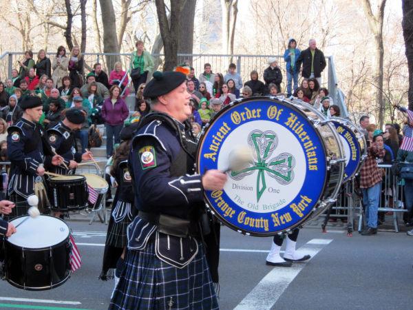 Saint Patrick's Day 2011 - New York City