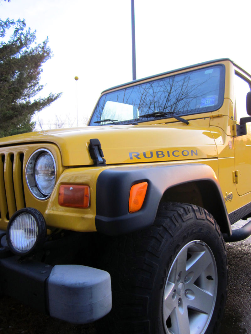 Gene's Jeep