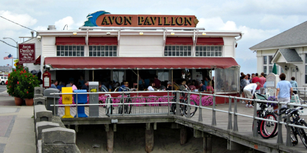 Avon Pavilion