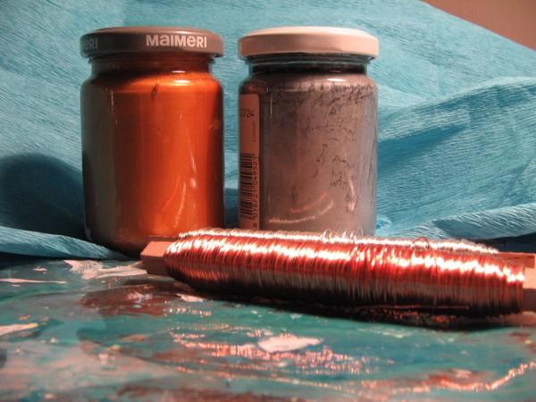 copper silver elments