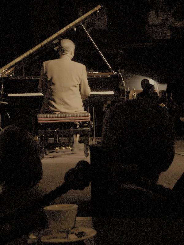 Ahmad Jamal Blue Note Milano