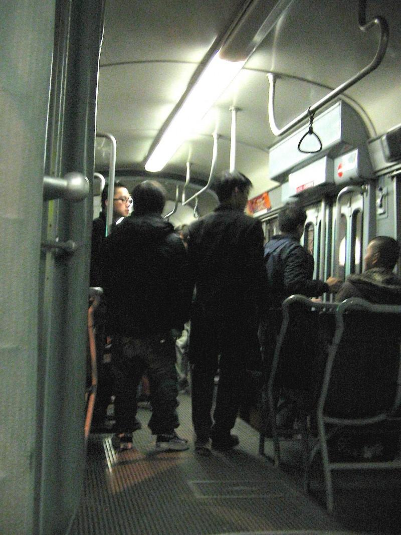 tram shot