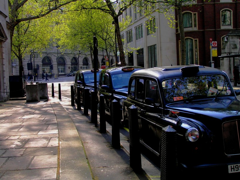 Cabs, London
