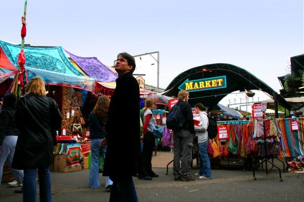 Camdem market