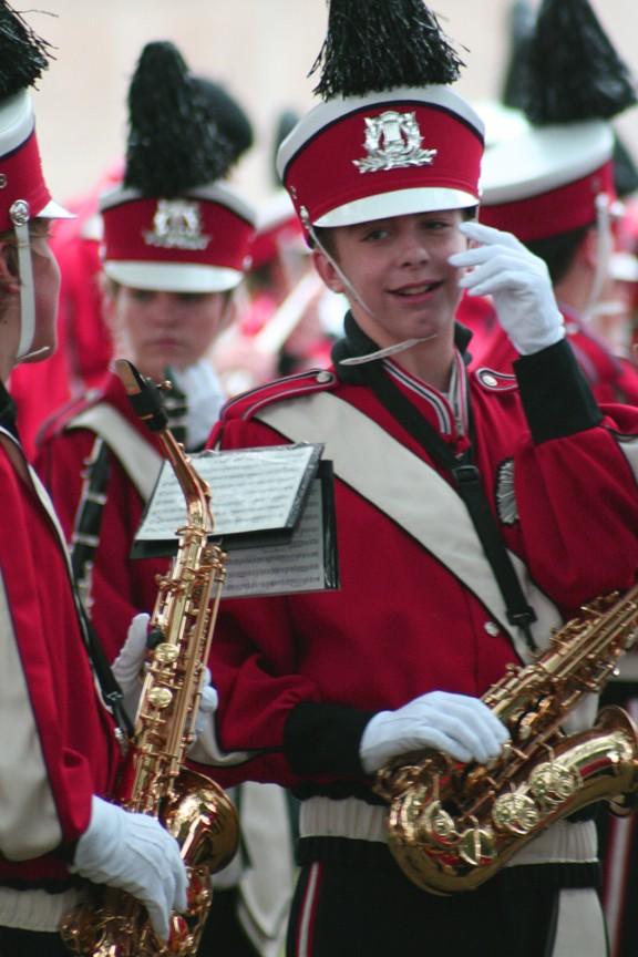 Freddie sax