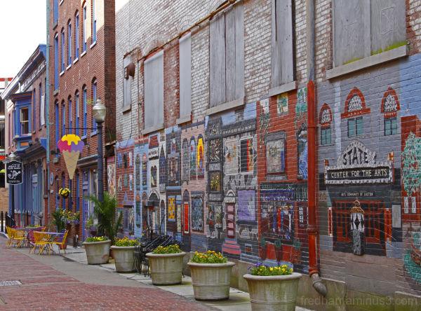 Downtown Easton PA 3