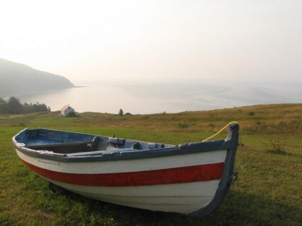 Gaspésie, Pointe-à-la-renommée