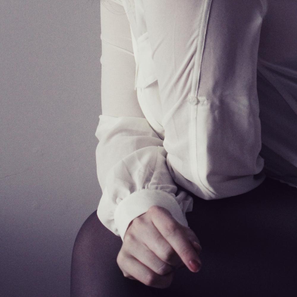 selfportrait - intimacy - side