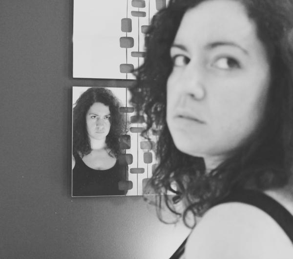 self portrait - mirror - Leurre