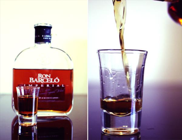 delicious rum shooter