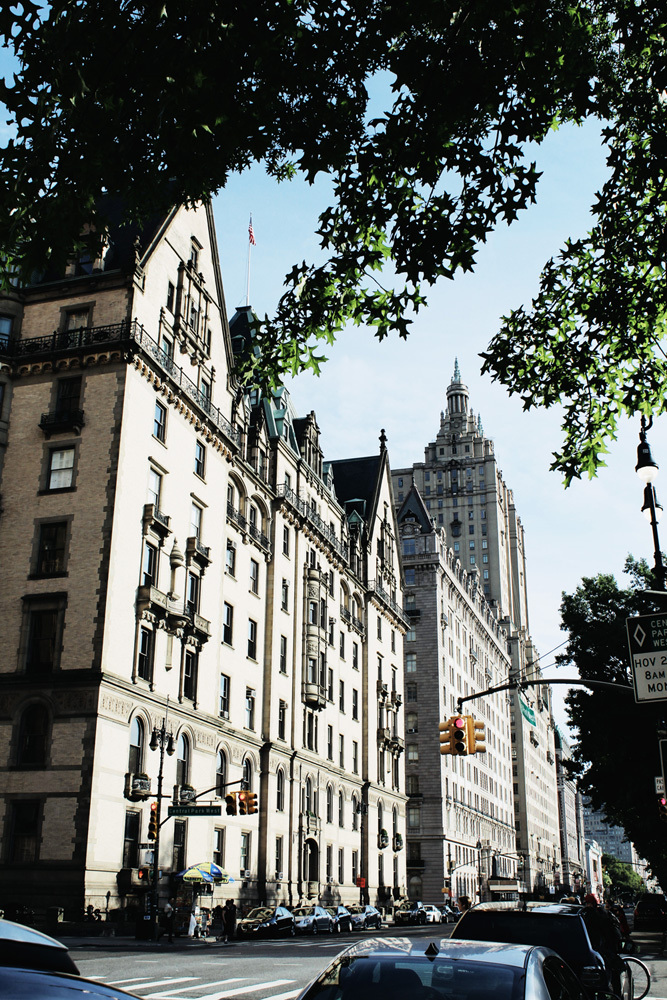 Dakota building - NYC
