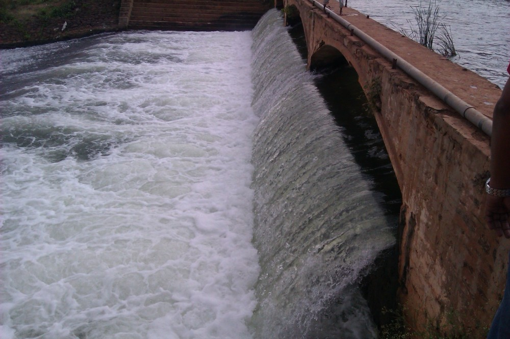 Mari Kanive Dam 1