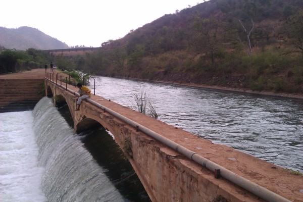 Mari Kanive Dam 2