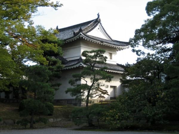 Nijo-jo guardhouse