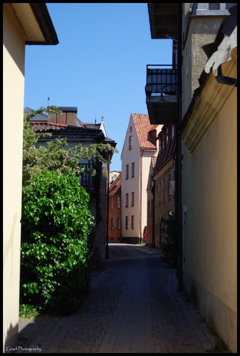 Visby alley