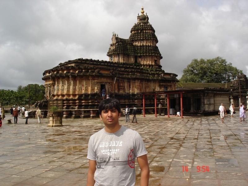 Sringeri temple