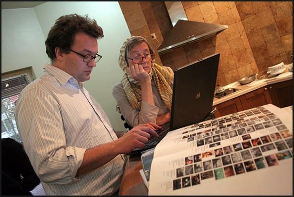 documentary Workshop of World press Photo in IRAN