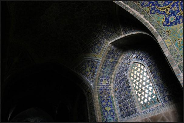 Lotfollah mosque in Esfahan - IRAN