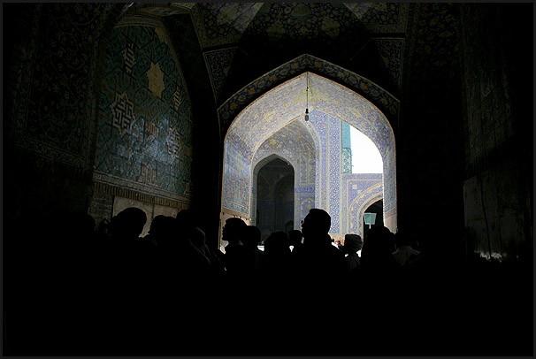 Shah mosque in Esfahan - IRAN (3)