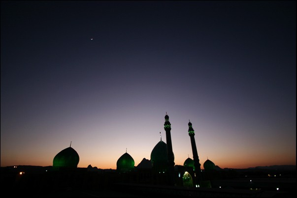 Jamkaran mosque
