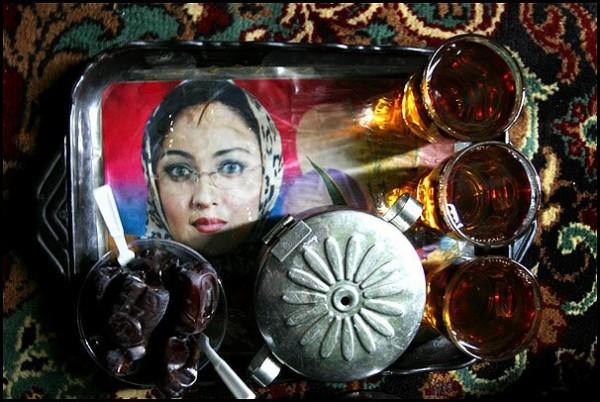 Tea and Date and Niki Karimi
