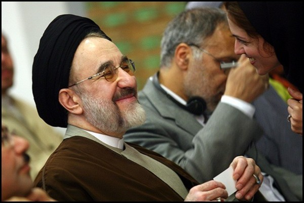 Mr Khatami ( Ex-president of Iran ) 2