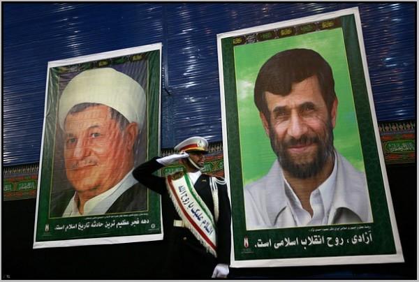 Hashemi VS Ahmadinejhad