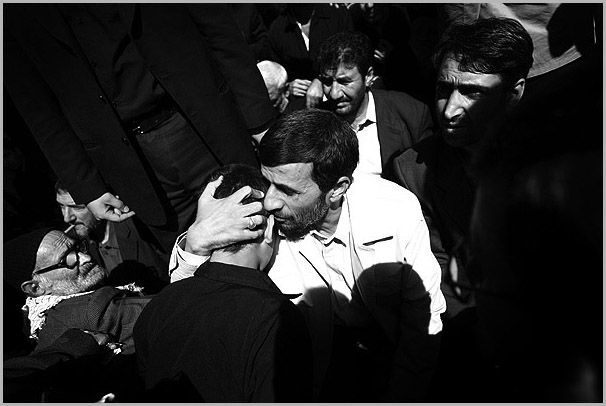 Mr President Ahmadinejad