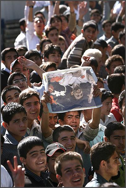 Ahmadinejad's supporters