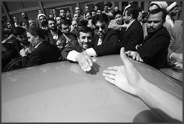 Ahmadinejad ... !