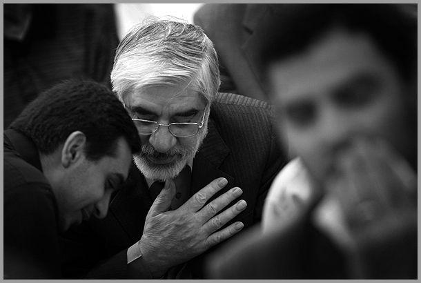 Mr. Mirhossein Mousavi