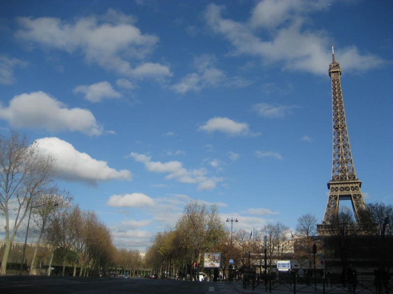 Tour Eiffel by Day