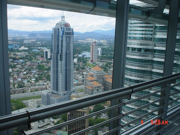 Kuala Lampur - Petronas Tower