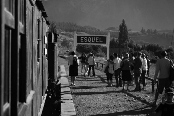 Esquel Train Station