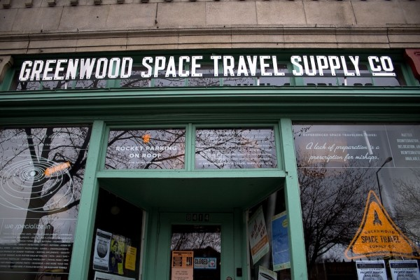 Greenwood Space Travel Supply Co.