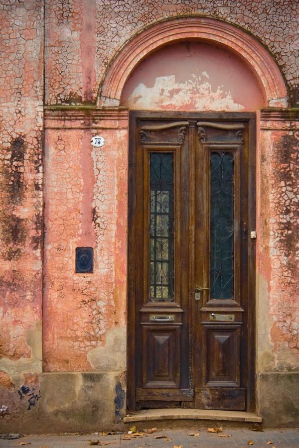 Calle San Martín 73, Door