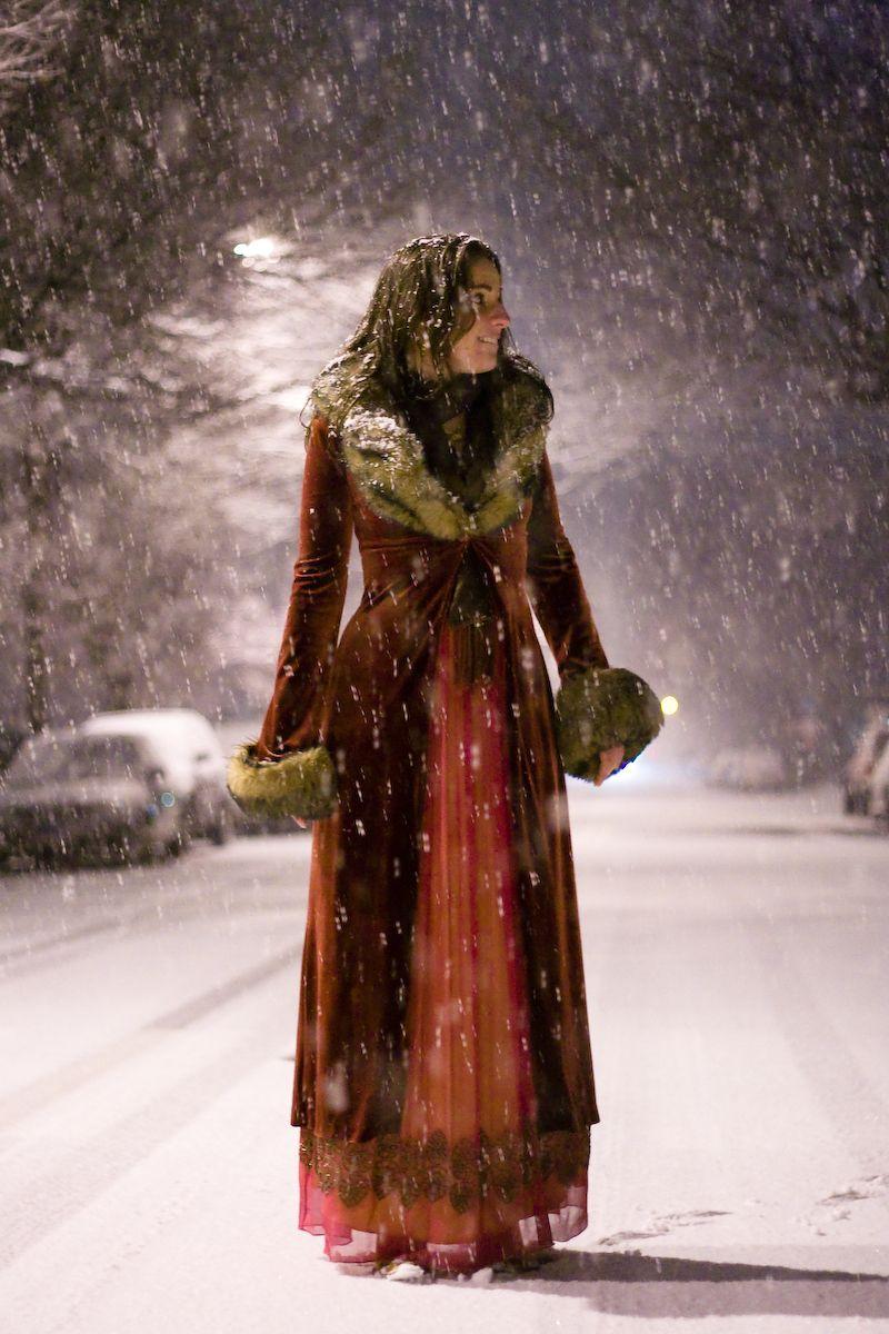 Snowy Rachel