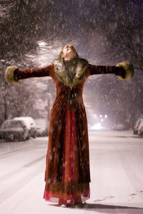 Snowy Rachel II