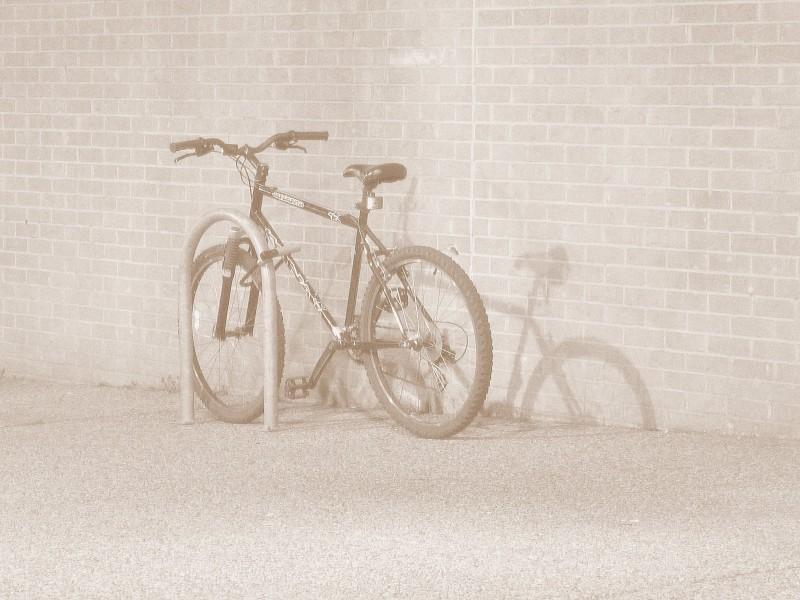 bike at UT