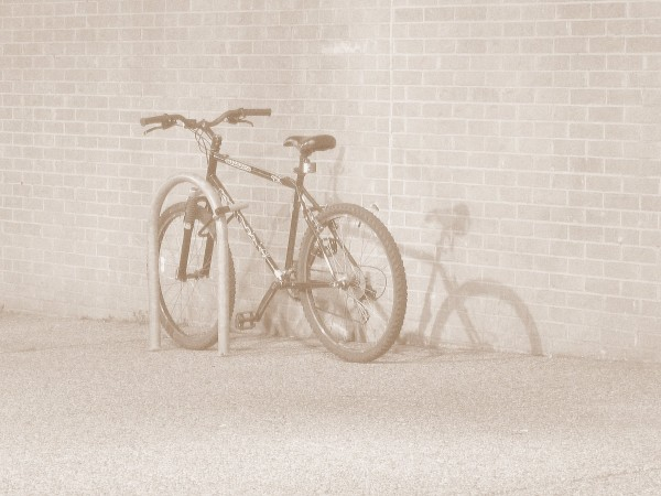 bike at UT