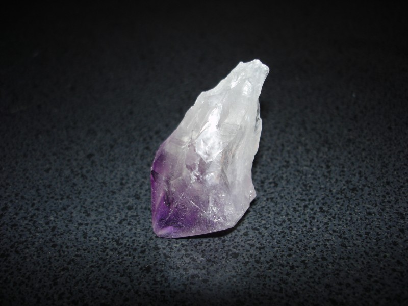 The Crystals: Part One: Purple