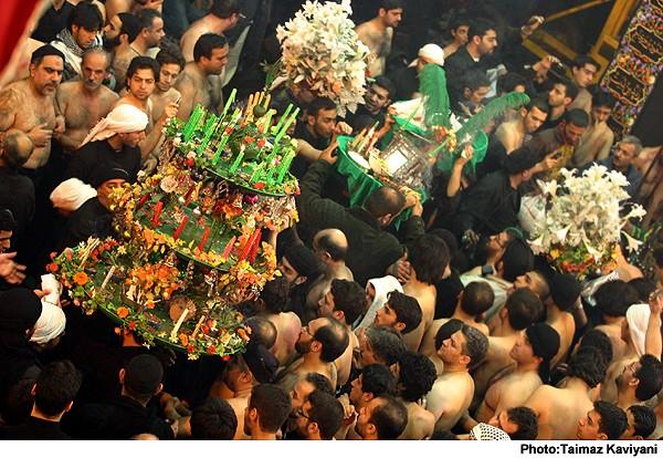 Karbalis Religious Center, Tehran