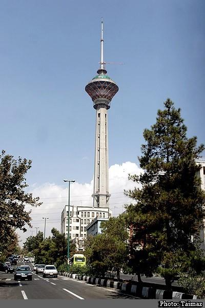 Milad Tower, Tehran, Iran