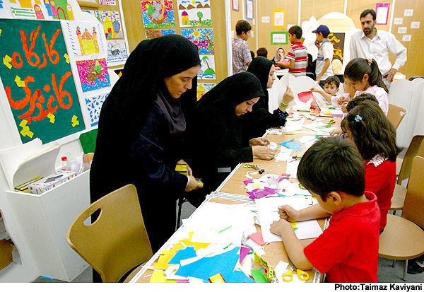 Quran Exebition in Tehran (8)