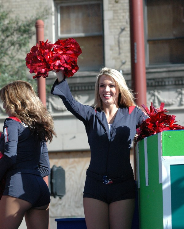 Houston Texan Cheerleaders